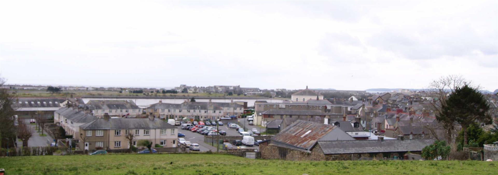 Ffordd Caernarfon, Pwllheli